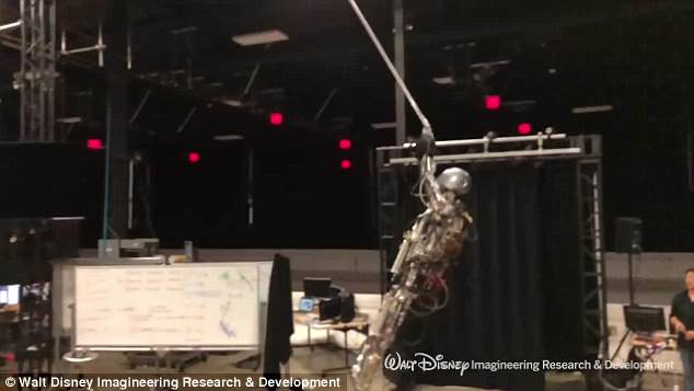 Disney Stuntbots